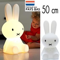 Lampe Lapin Miffy S 50cm Mr Maria Petit Modele