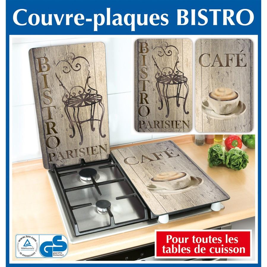 2 couvre plaques de cuisson universels bistro wenko. Black Bedroom Furniture Sets. Home Design Ideas