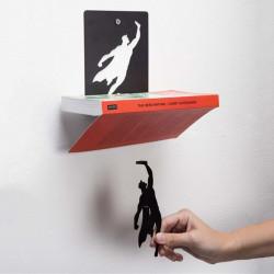 Etagère à Livres Invisible Supershelf Artori Design