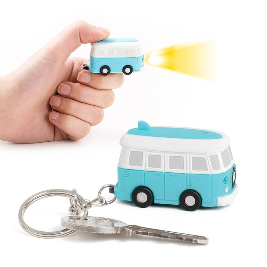 Porte-Cl/és Lumineux Van VW