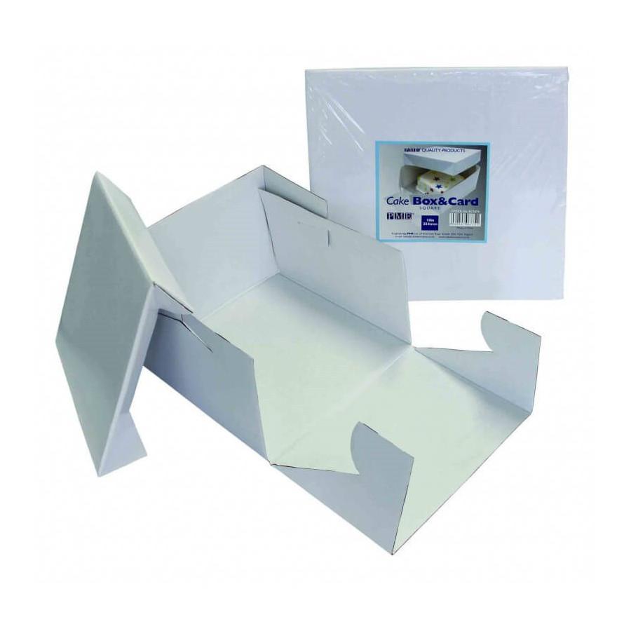 bo te g teau p tissi re carton 30 x 30 cm hauteur 15 cm. Black Bedroom Furniture Sets. Home Design Ideas