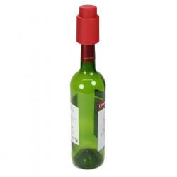 bouchon pour bouteille de vin avec pompe vide d 39 air. Black Bedroom Furniture Sets. Home Design Ideas