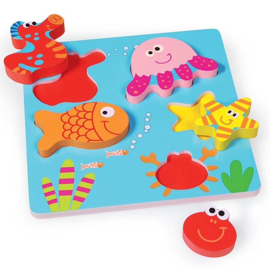 puzzle de bebe