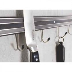 Barre magn tique porte couteaux 45 cm - Porte couteau magnetique ...
