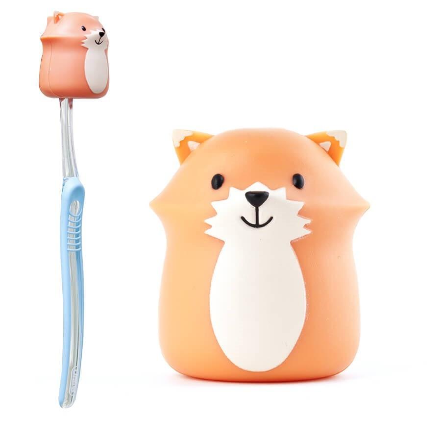 Porte brosse dent renard ventouse - Porte brosse a dent ventouse ...