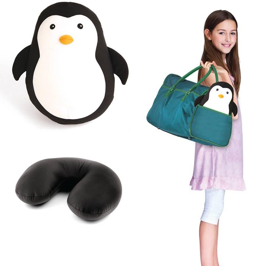peluche-oreiller-de-voyage-pingouin-kikk