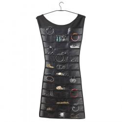bijoux robe noire