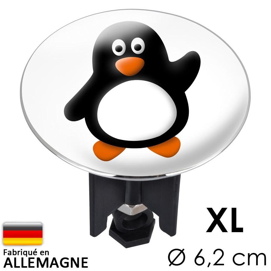 bouchon clapet de lavabo pluggy wenko xl pingouin. Black Bedroom Furniture Sets. Home Design Ideas