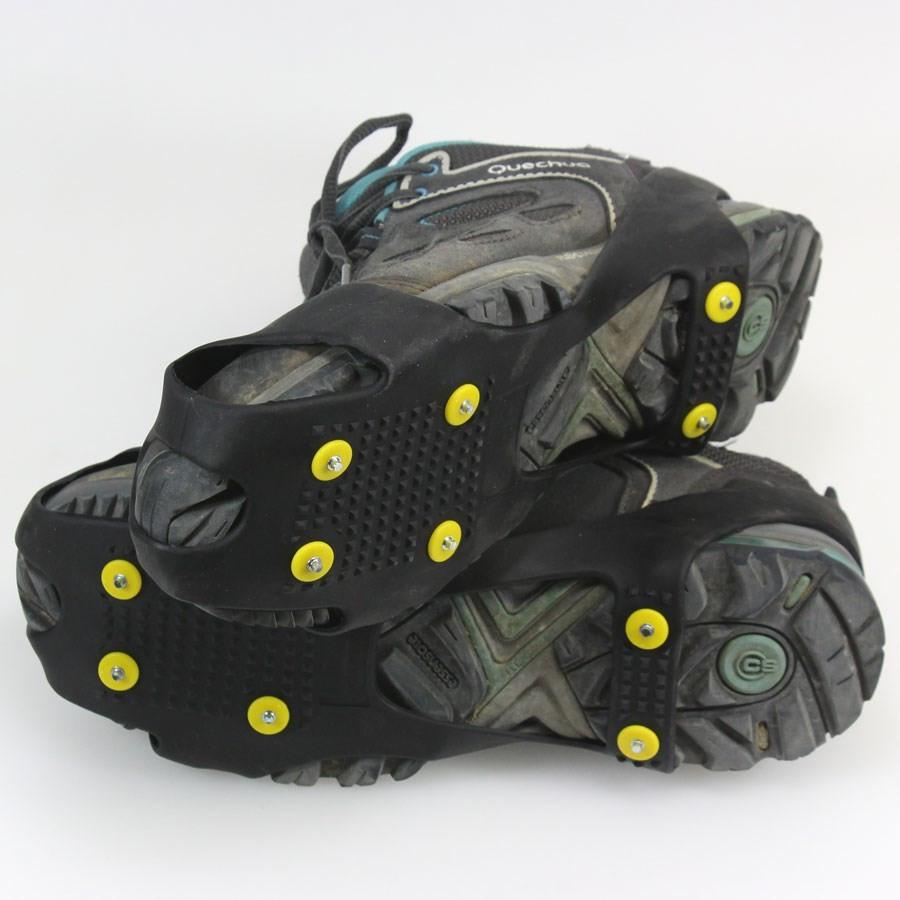 super popular top brands special sales Crampons anti-glisse anti-verglas à enfiler pour chaussures 37-40